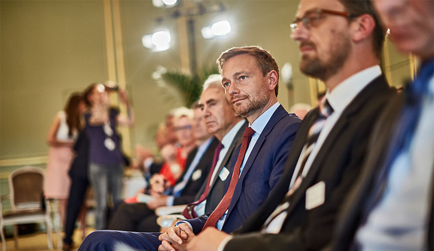 German Family-Business Day 2017 - Christian Lindner
